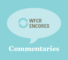 WFCR Encores Commentaries