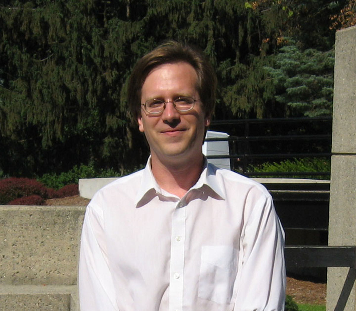 Lecturer Jeff Monseau