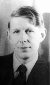 W. H. Auden, 1939