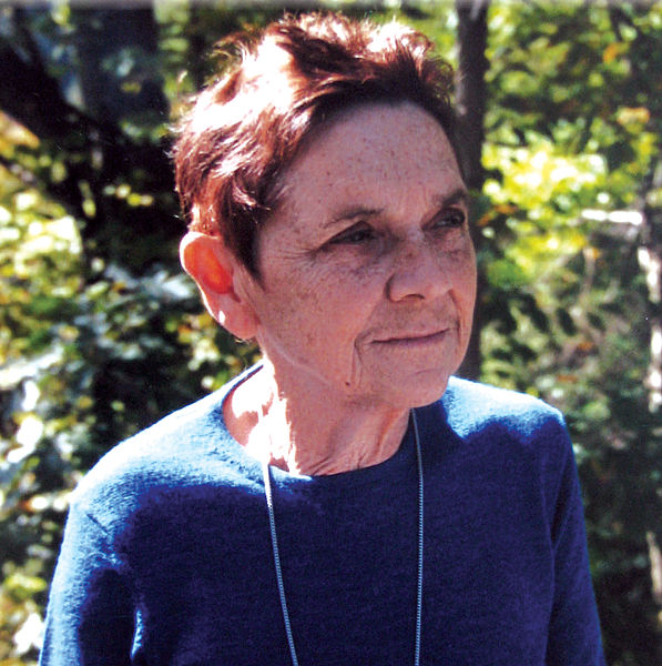 Photograph of Adrienne Rich