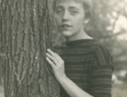 Anne Halley, circa 1956