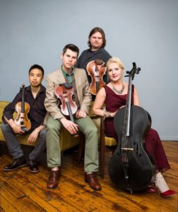 Valley Classical Concerts presents ETHEL @ Sweeney Concert Hall, Smith College | Northampton | Massachusetts | United States