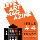 Live Art Magazine: Issue 4