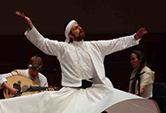 My Heart is in the East- Sacred Hebrew Music of the Middle East with Yuval Ron @ The Arts Block, Greenfield, MA | Greenfield | Massachusetts | United States