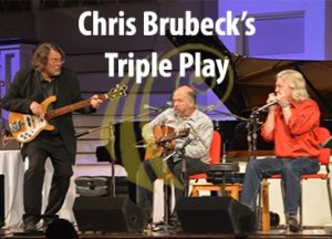 Chris Brubeck's Triple Play Returns to Worcester @ Mechanics Hall | Worcester | Massachusetts | United States
