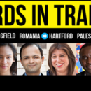 """""""Words In Transit"""" Book Launch Event Series"""