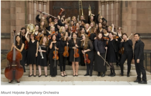 Mount Holyoke Symphony Orchestra - 2nd Annual Mary Lyon Concert @ Abbey Chapel | South Hadley | Massachusetts | United States
