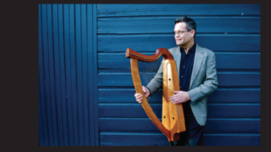 Mount Holyoke College presents Guest Artist James Ruff, Tenor &Wire Harp @ McCulloch Auditorium | South Hadley | Massachusetts | United States