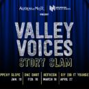 Valley Voices Story Slam Season 3