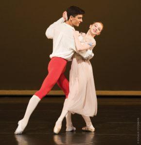 American Ballet Theatre Studio Company @ Mount Holyoke College