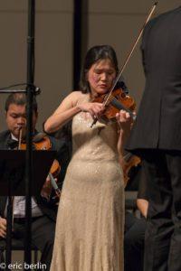 UMass Faculty Violin Concert: Elizabeth Chang @ Bezanson Recital Hall | Amherst | Massachusetts | United States