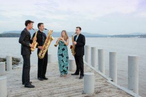 Guest Artist Concert: ZZyzx Quartet @ Bezanson Recital Hall | Amherst | Massachusetts | United States