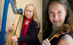 HeartSoulVoice Duo performs Celtic, Shakespeare & More @ Guilford Community Church | Guilford | Vermont | United States