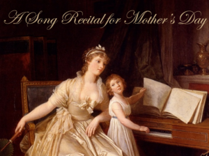 A Song Recital for Mother's Day @ St. John's Episcopal Church, Parish Hall | West Hartford | Connecticut | United States