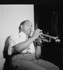 Benny Carter, photo by William Gottlieb