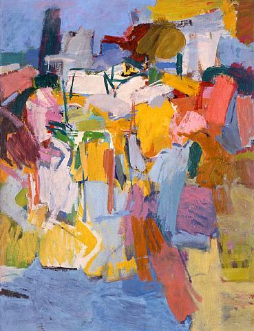 Cajori Imagined Landscape II [1956]