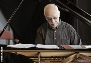 Steve Kuhn; photo by Mike Colyer