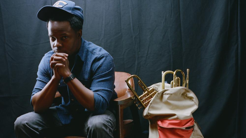 Ambrose Akinmusire's new album, The Imagined Savior Is Far Easier To Paint, is out March 11.