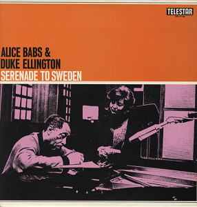 Alice Babs & Duke Ellington in 1963