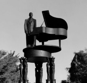 Duke Ellington Memorial