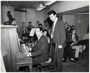 Duke Ellington and Herb Pomeroy at Berklee