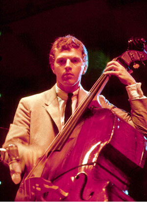 Scott LaFaro at Newport