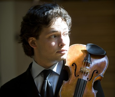 Violinist Yevgeny Kutik