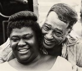 Duke Ellington and Boston's Elma Lewis