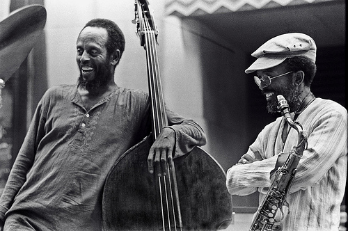 Percy and Jimmy Heath