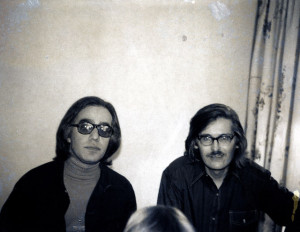 Steve Kuhn and Bill Evans, 1971
