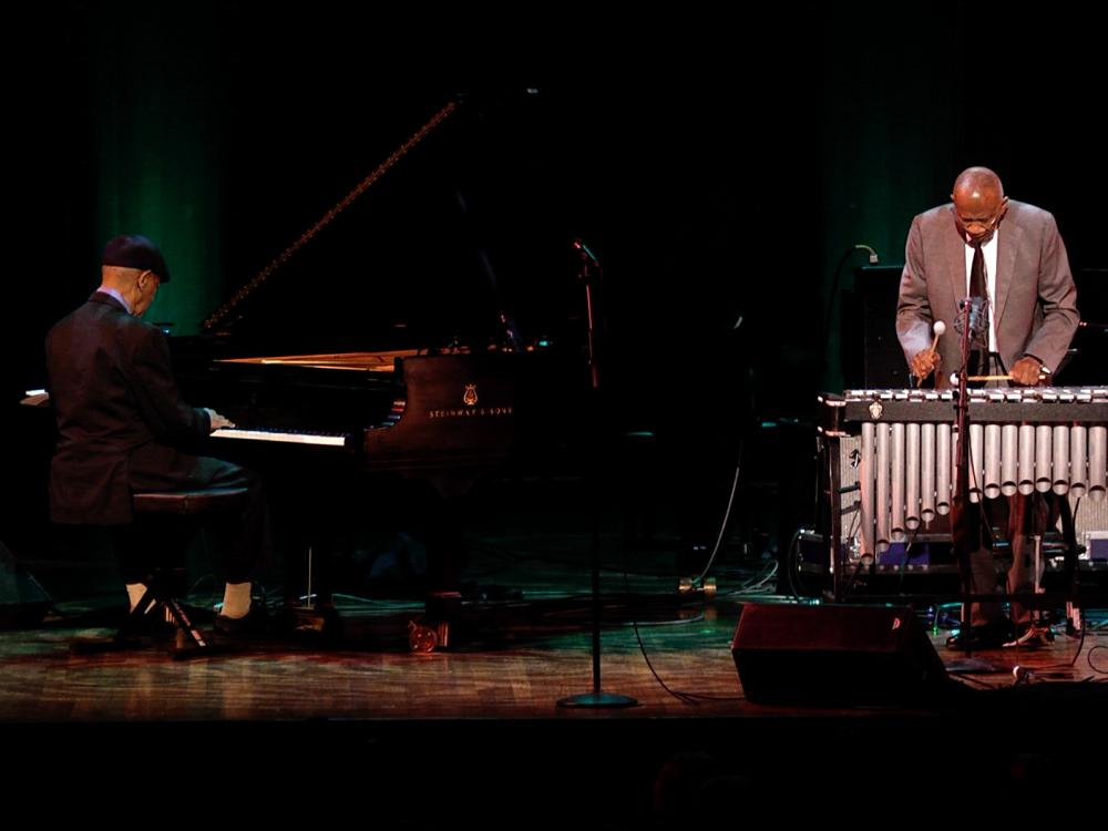 McCoy Tyner and Bobby Hutcherson perform at Blue Note at 75, The Concert.
