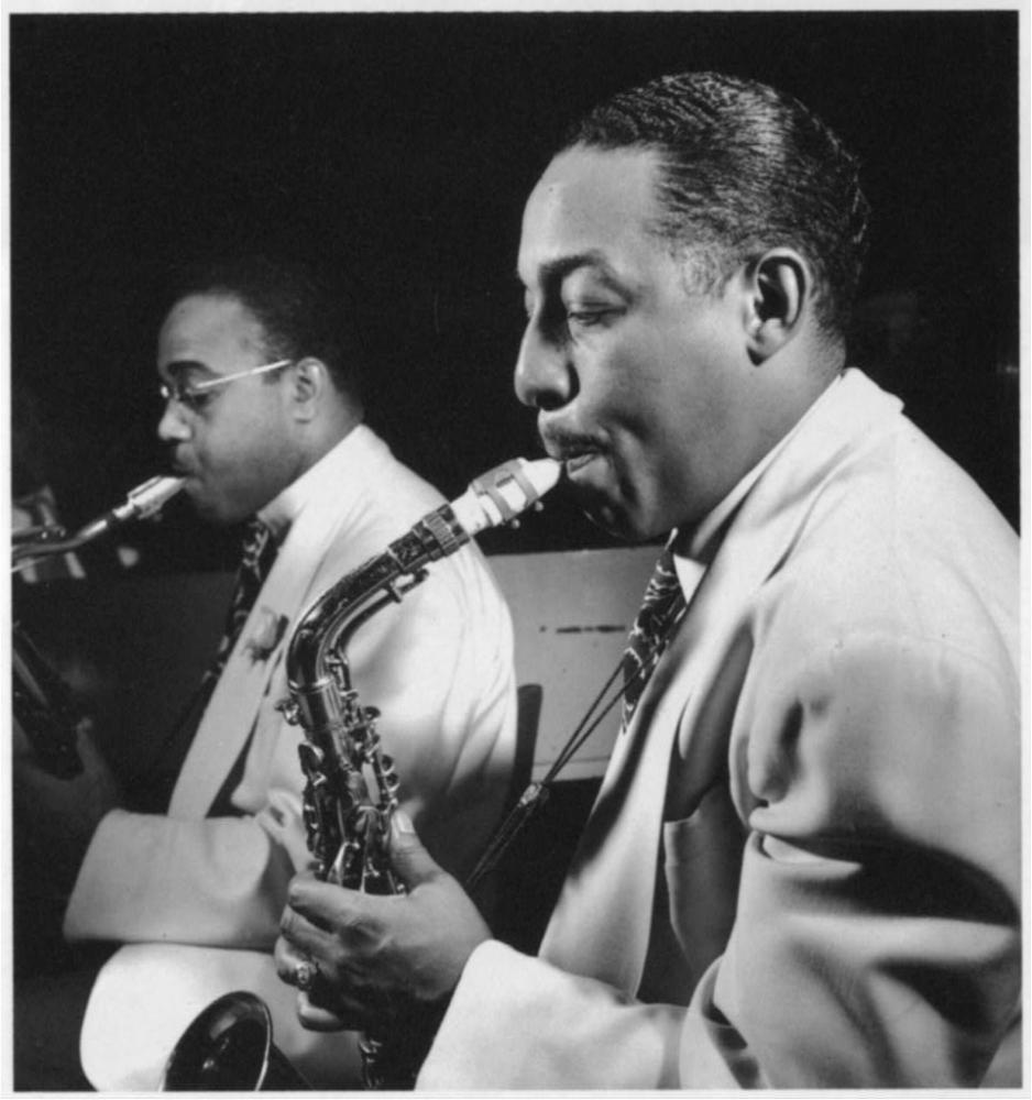 Al Sears, Johnny Hodges