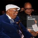 Clark Terry and Quincy Jones