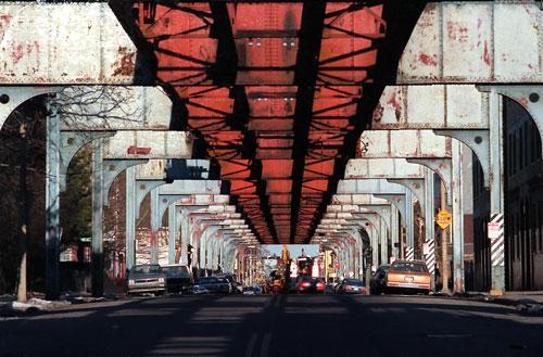 Roxbury El Orange Line