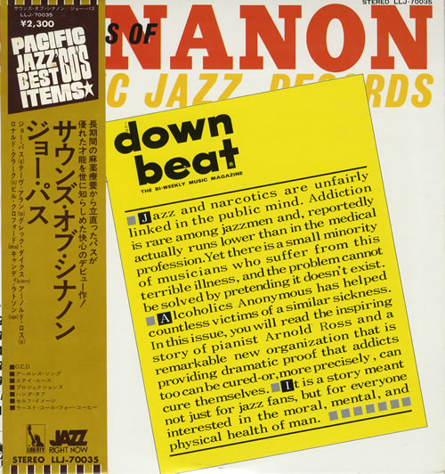 Joe+Pass+-+Sounds+Of+Synanon+-+LP+RECORD-554621