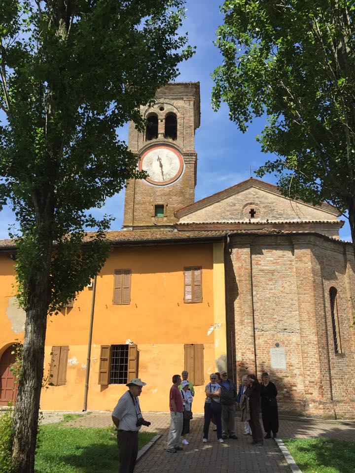 Church where Verdi played organ as a youth