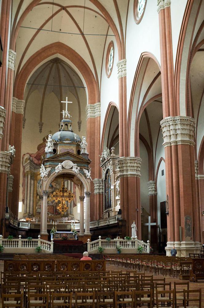 San Petronio - interior