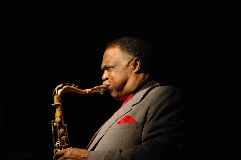 Jazz a la mode Feature Houston Person