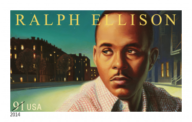 The 91-cent stamp is based off a photo, courtesy of The Gordon Parks Foundation.