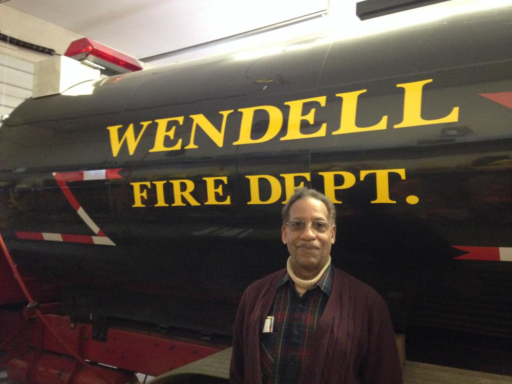 Wendell, Mass., Fire Chief Everett Ricketts will retire ater 57 years as a member of the volunteer squad.