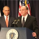 Gov. Deval Patrick introduced Associate Justice Ralph Gants in April 2014 as his nominee to become the next Chief Justice of the Supreme Judicial Court.