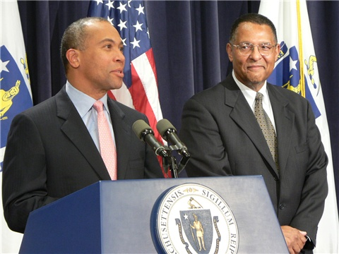 In November of 2010, Gov. Deval Patrick announced his nomination of Associate Justice Roderick Ireland to become the next chief justice of the Supreme Judicial Court.