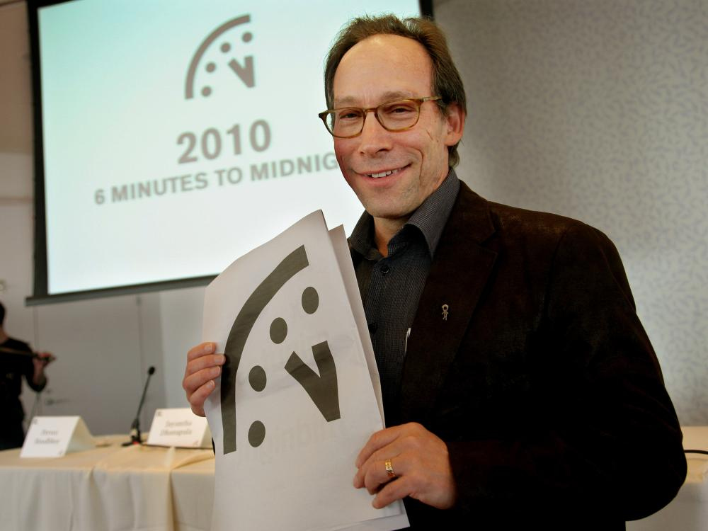 Lawrence Krauss is among the scientists featured in the pseudoscience documentary. He says interviews of him were taken out of context for the film.
