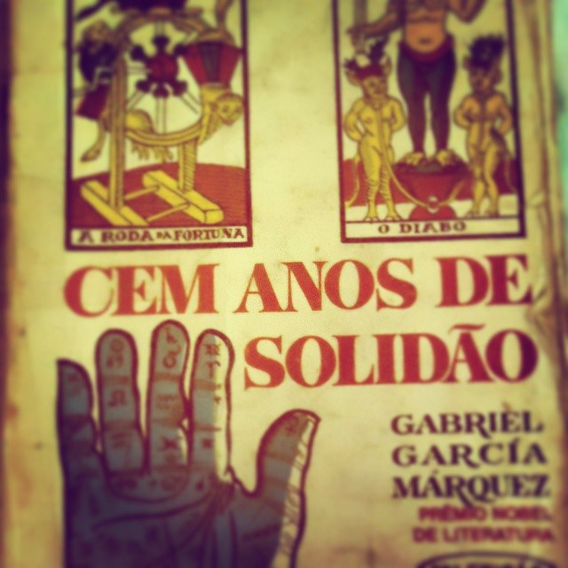 One Hundred Years of Solitude, by Gabriel Garcia Marquez