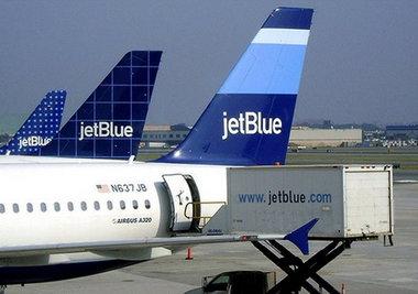 JetBlue Bradley Airport Plane Plane Jet