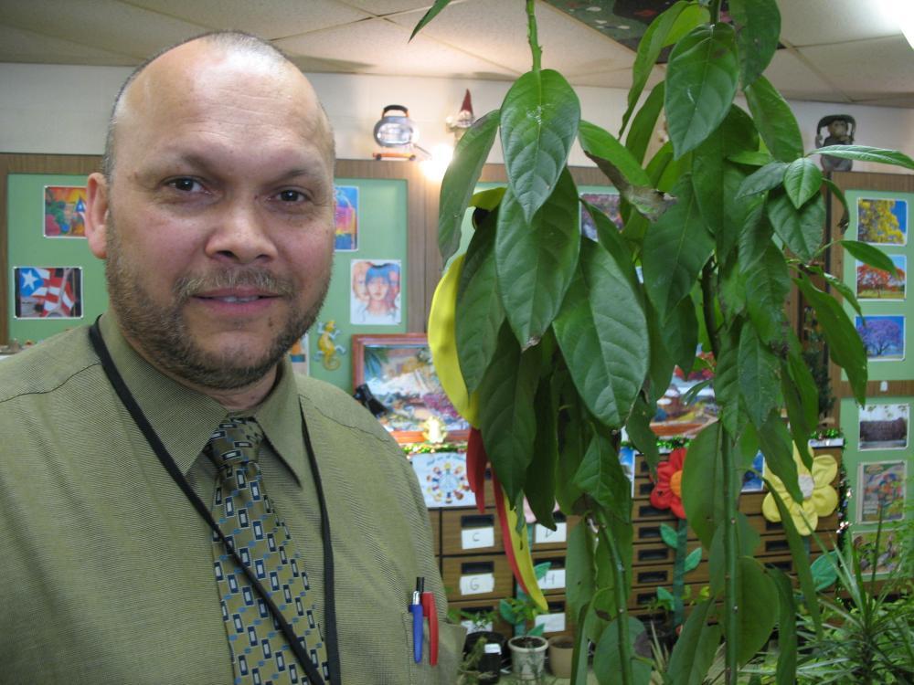 Gerardo Munoz, Peck Middle School, Holyoke MA
