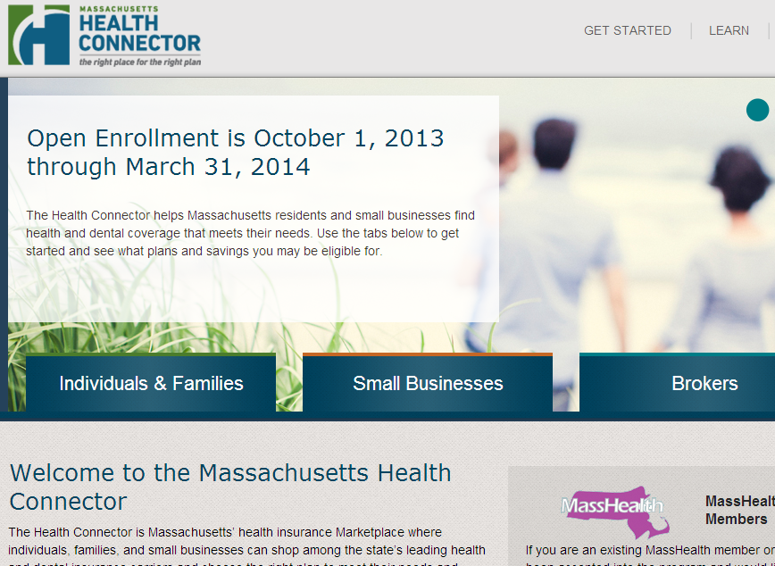 Mass Health Connector