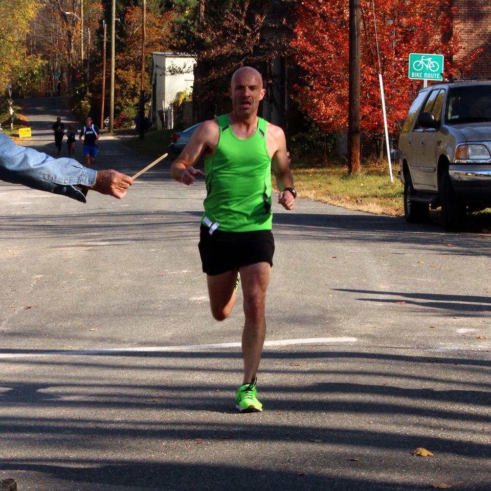Runner Patrick Pezzatti