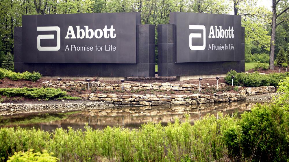 A legal dispute between pharmaceutical companies Abbott Laboratories and SmithKline Beecham ended up before a federal appeals court. The court's ruling may have implications for laws that concern gays and lesbians.