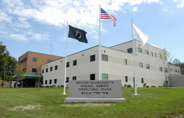 The Western Massachusetts Regional Women's Correctional Center in Chicopee.